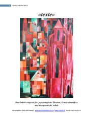 PDF zum Ausdrucken - Szondi-Institut