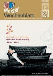 MWB-2013-13 - Maiser Wochenblatt