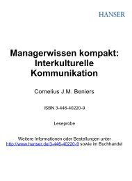Managerwissen kompakt: Interkulturelle Kommunikation