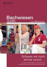 Pflegezentrum Bachwiese - Fotorotar