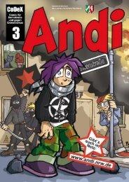 Gewalt / Gewaltmonopol des Staates - Andi