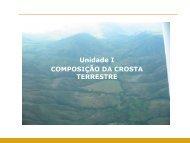 Composição da Crosta Terrestre e do solo - Solos.ufmt.br