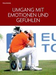 umGanG mit EmotionEn und GEfühlEn - golfact
