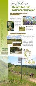 Wanderausstellung - Kerngebiete - Naturschutzgroßprojekt ... - Seite 5
