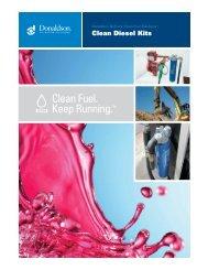 Clean Diesel Kits - Donaldson Company, Inc.
