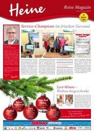 Reise Magazin Ausgabe 02/13 - alltours Reisecenter Heine im