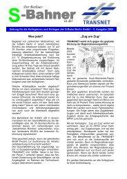 2005-5 Der Berliner S-Bahner - Seite 1