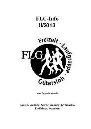 FLG-Info 2013-2 - FLG Gütersloh