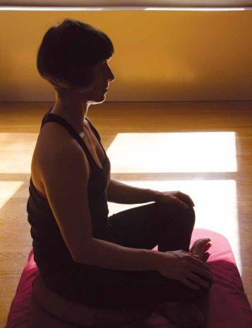 """5 Reasons to Meditate"" pdf - Pema Chodron Foundation"