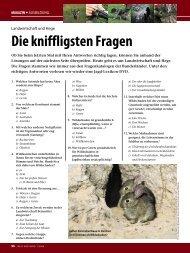 Fragen aus Heft 01/2008 als .pdf - Wild und Hund
