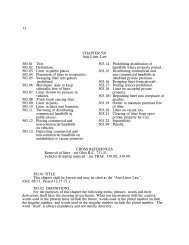 13 CHAPTER 503 Anti-Litter Law 503.01 Title. 503.02 ... - Sylvania