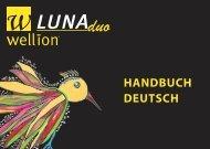Wellion LUNA duo HANDBUCH