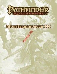 Monsterhandbuch 3 - Ulisses Spiele