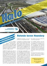 Rotonde boven Haandorp - Maatschappij Linkerscheldeoever