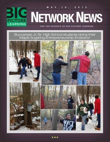 NETWORK NEWS - Big Picture Education Australia
