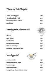 Warme und Kalte Vorspeisen Knackig, frische Salate vom Feld Vom ...