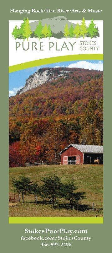Hanging Rock Dan River Arts & Music - Stokes County
