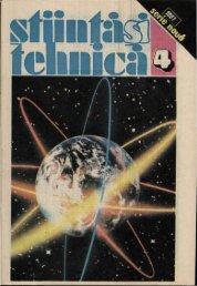 Stiinta si Tehnica, 04 - 1991 - Psihologia Online