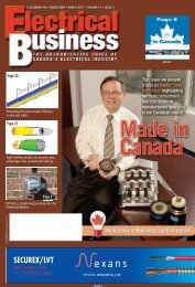 March 2007.pdf - Electrical Business Magazine
