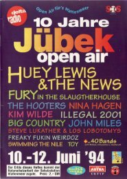 Programmheft 1994.pdf - Jübek Open Air