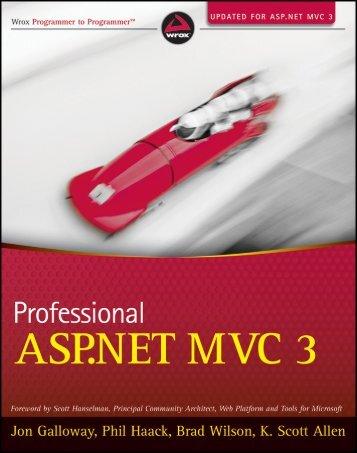 Worx Professional.ASP.NET.MVC.3.pdf - A2Z Dotnet