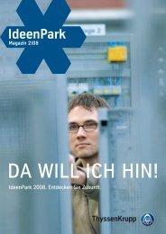 IdeenPark-Magazin 2/08 (PDF 5,0 Mb)