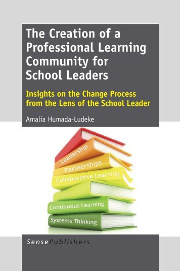 The Creation of a Professional Learning ... - Sense Publishers