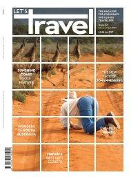 Let's Travel Magazine Feb-Mar 2013 - Waipoua Lodge