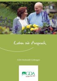 Hausprospekt - Deutsches Seniorenportal