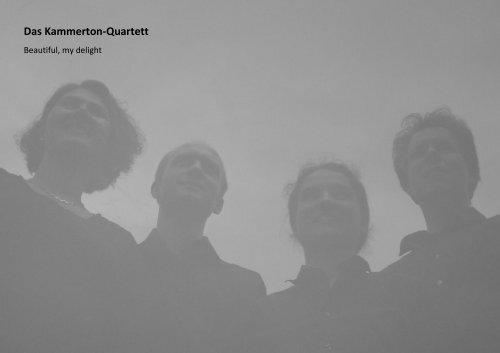 Das Kammerton-Quartett