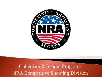 Presentation - USA Shooting