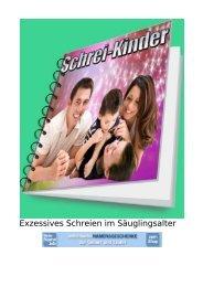 Schrei-Babys - Deutsche Ebooks gratis