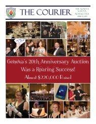 April 12, 2013 - The Geneva School