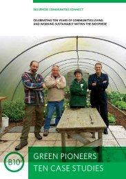 Green Pioneers - North Devon's Biosphere Reserve