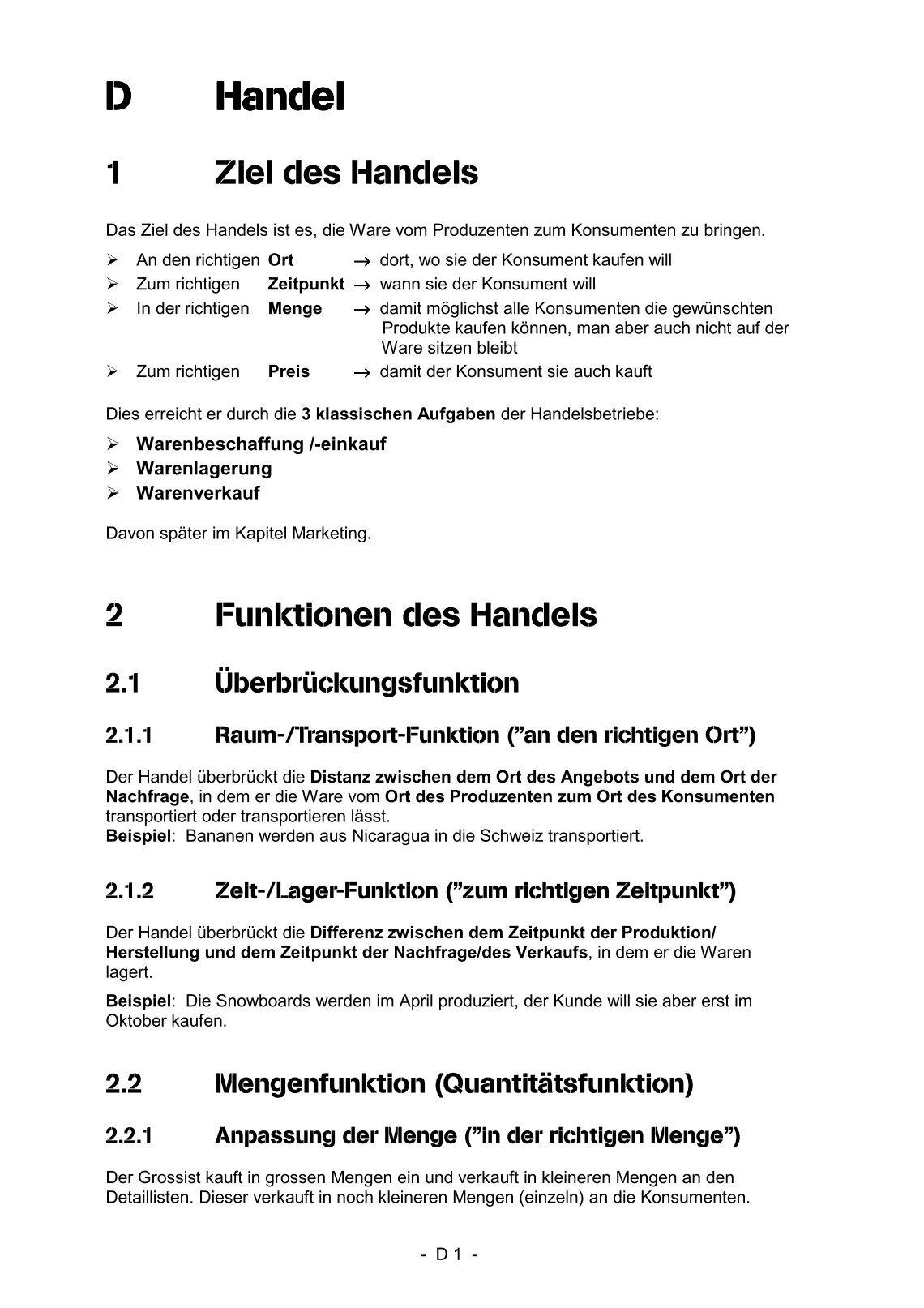 Exelent Handel Vertragsvorlage Vignette - FORTSETZUNG ARBEITSBLATT ...