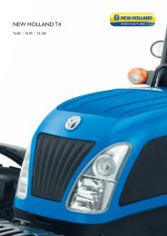 Prospekt NEW HOLLAND T4 Medium - new-holland-traktoren ...