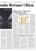 Hurtig gevinst til danske virksomheder i Kina - Page 2