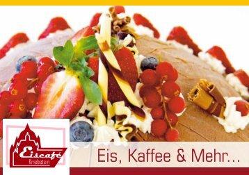 Eis, Kaffee & Mehr... - Eiscafé Kriebstein