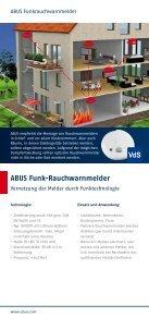 Präventiver Brandschutz für Ihr Zuhause - ABUS - Seite 6