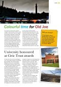 Buzz 143 April/May 2013 - University of Birmingham - Page 5