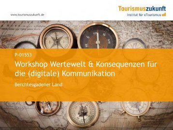 Ergebnisse Workshop Tourismuszukunft (PDF)