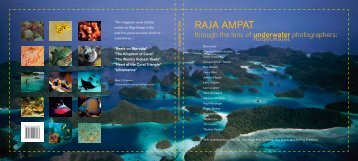 Raja ampat - uw-media - Paul Munzinger