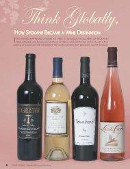 Think Globally, Drink Locally - Blythe Thimsen