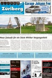 Neue Zukunft für ein Stück Witiker Vergangenheit - Lokalinfo AG