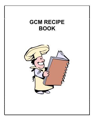 GCM Recipes - GCM Insurance