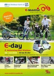 E-day Magazin - Stadt Bad Waldsee