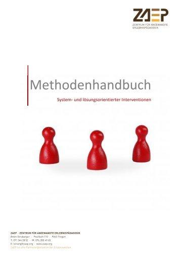 Methodenhandbuch - ZaEP