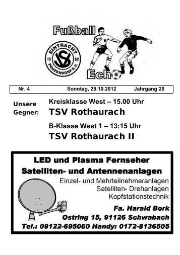 TSV Rothaurach TSV Rothaurach II