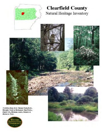 introduction - Pennsylvania Natural Heritage Program