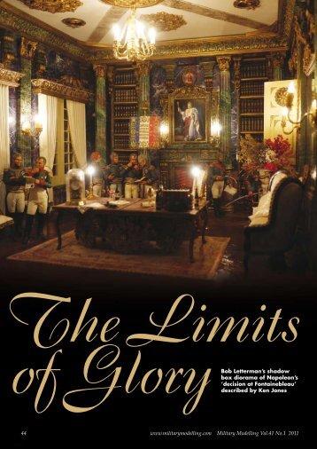 The Limit's of Glory' - BobLetterman.com